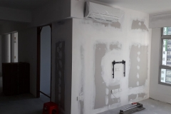 184B Woodlands St 13 Room Partition