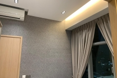 Strudee Resisdence Bedroom false ceiling with covelight