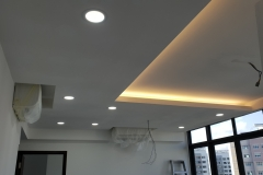 3 Yishun Symphony L-shaped Covelight False Ceiling