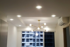 High Park Residence L-box False Ceiling