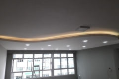 468A Fernvale Link S curved False Ceiling Covelight