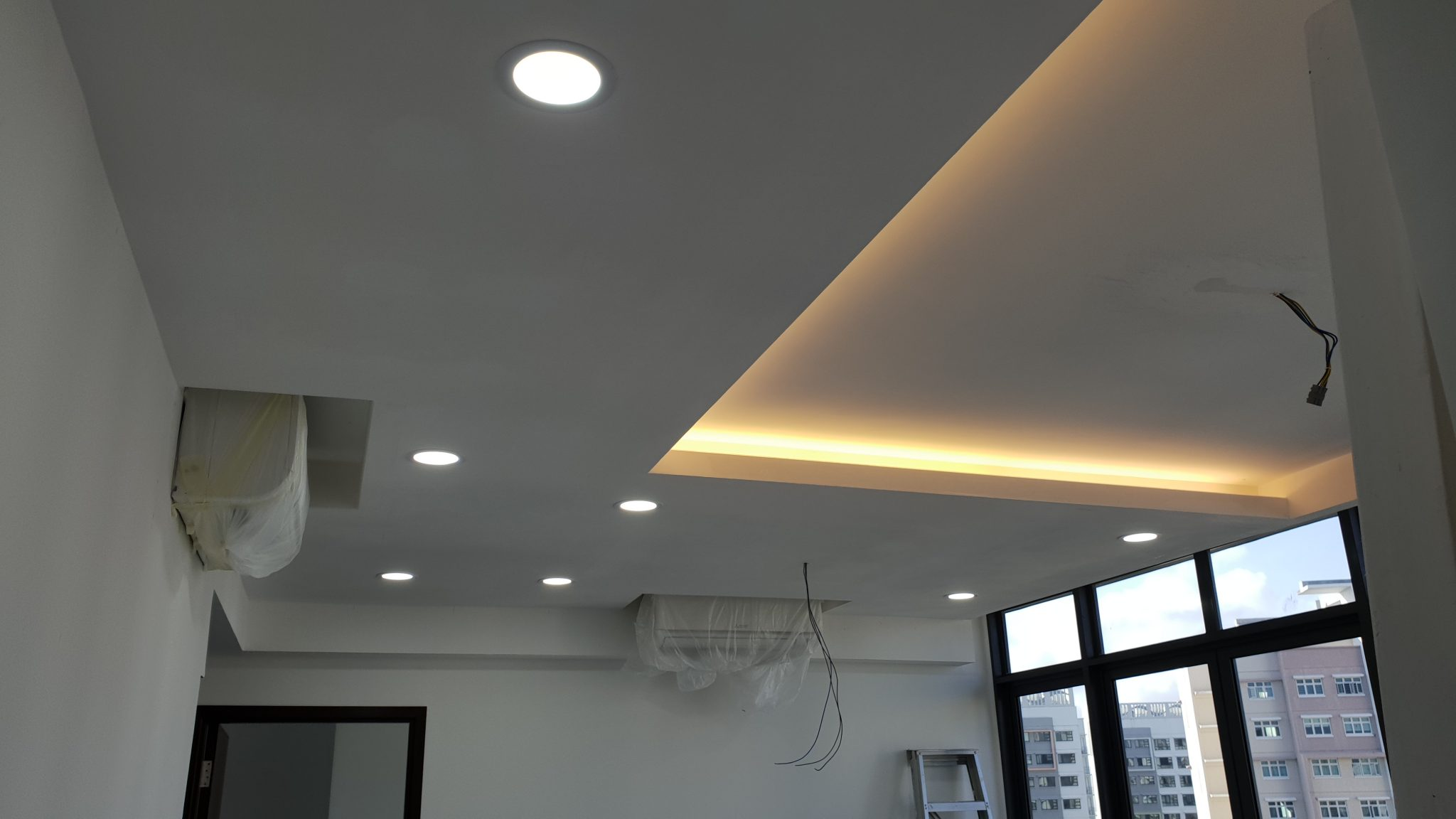 False Ceiling Design In Singapore